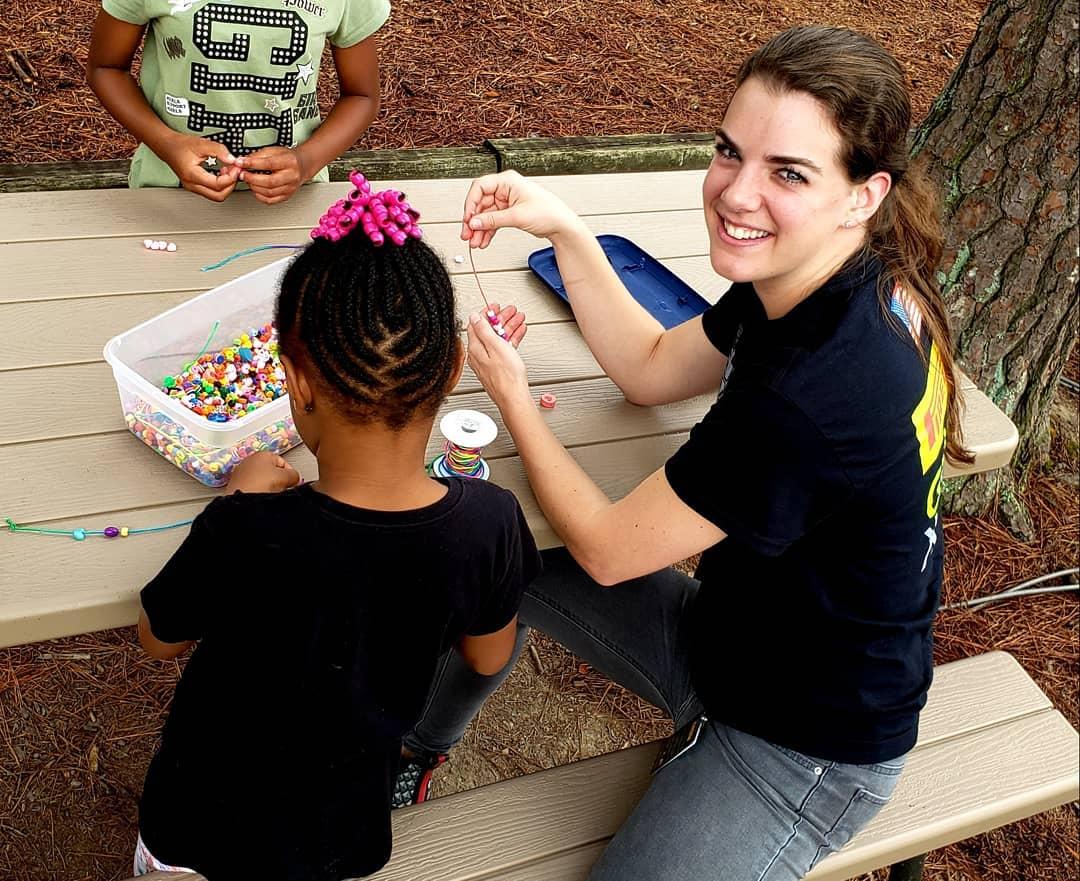 Sarah Roethel, Pirelli Volunteer